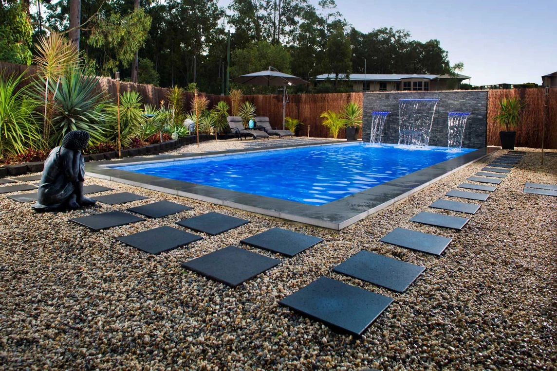 Swimming Pool Contractor In Malaysia Swimming Pool Design Service Inground Pool Installation